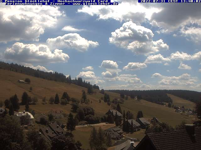 Webcam - Todtnauberg
