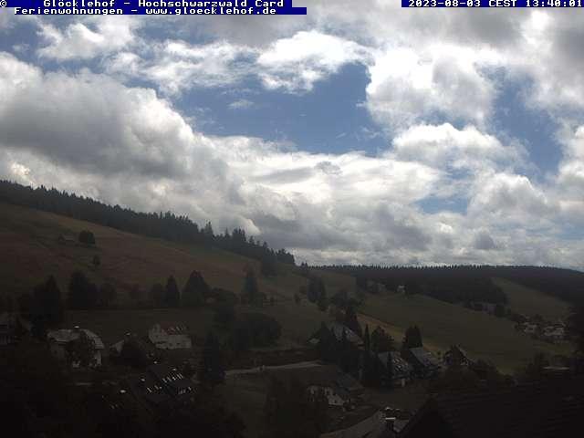 Stübenwasenlift Todtnauberg - Live Bild