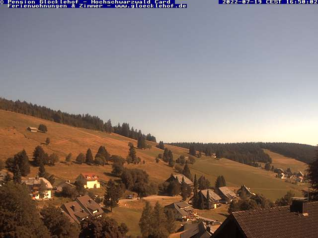 Webcam Skigebiet Todtnauberg Schwarzwald